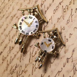Vintage Cuckoo Clock Scatter Pins